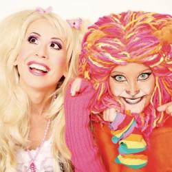 Mimi ja Kuku hassuttelevat